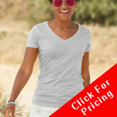Lady Fit v Neck