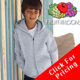 FOTL Kids Zip Hoodies