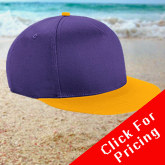 Click here forpricing - Youth Snapback Baseball Caps