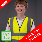 Kids Hi-Vis Tabbards