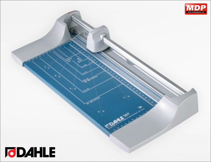 Dahle 507 Trimmer - A4 Grey