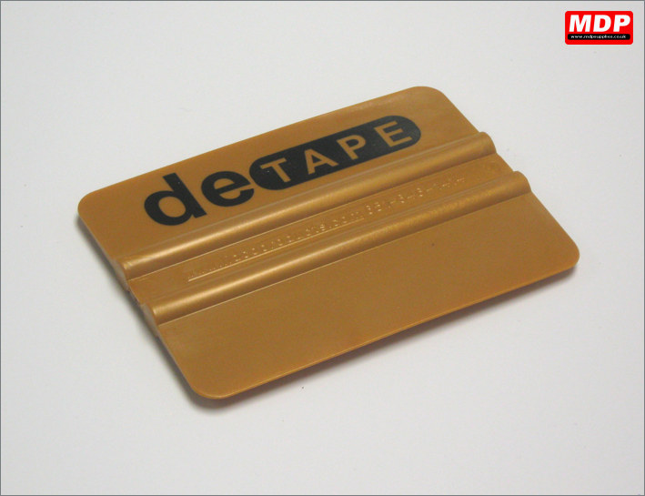 DeTape Gold Squeegee