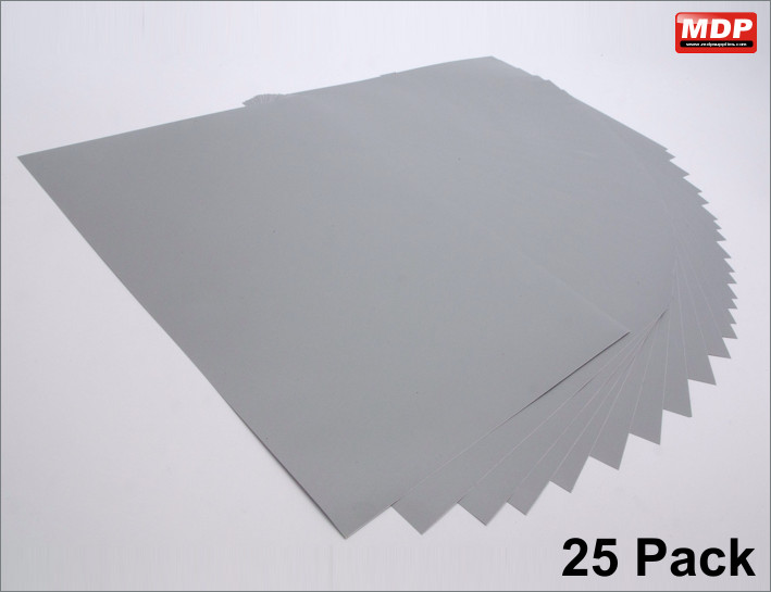A4 Etch Stencil Sheets - 25 Pack