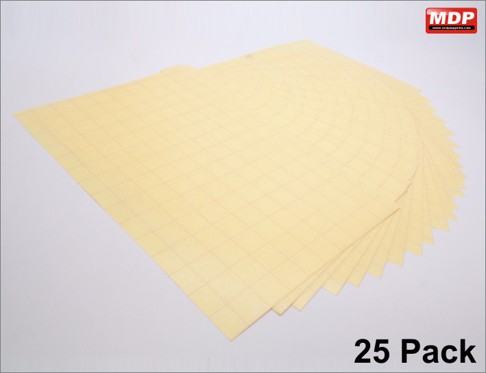 A4 Transfer Sheets - 25 Pack