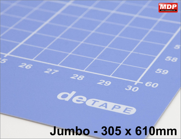 DeTape Jumbo 610mm Light Tack