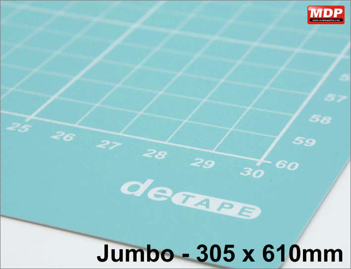 DeTape Jumbo 610mm Strong Tack