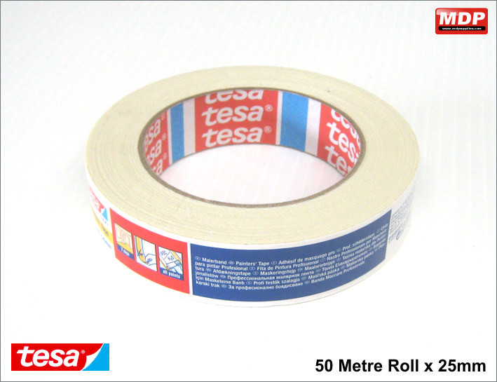 Tesa Painters Masking Tape 25mm