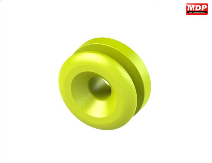Locator Button - Green
