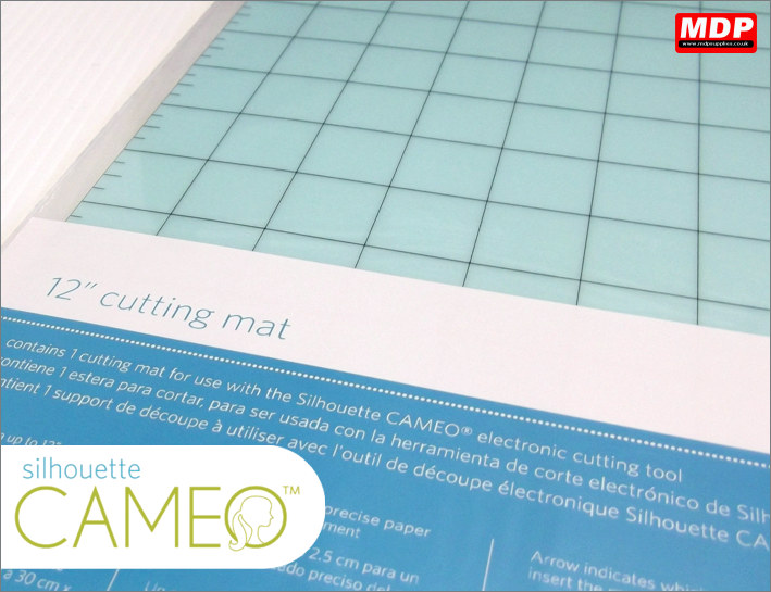 Mdp Supplies Cameo Blades And Carrier Sheets