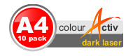 Colour Activ Dark Laser A4