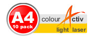 Colour Activ Light Laser A4