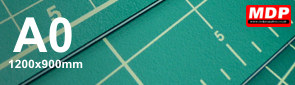 A0 Cutting Mat - Green