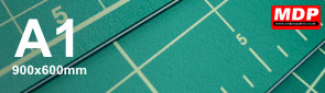 A1 Cutting Mat - Green