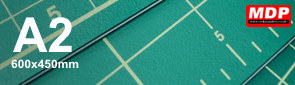 A2 Cutting Mat - Green