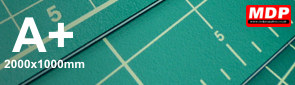 A+ Cutting Mat - Green