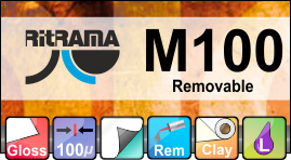 Ri Jet 100 Removable Blockout 760mm
