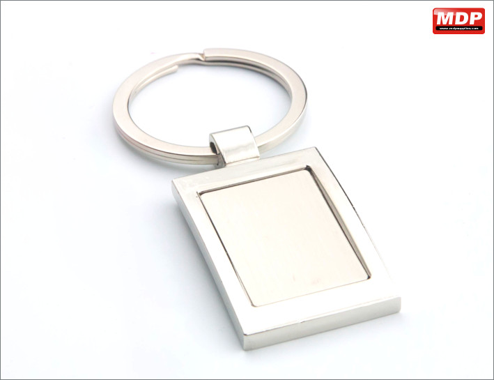 Doming Keyring - Rectangle 2