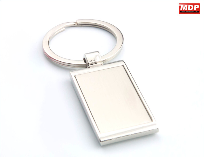 Doming Keyring - Rectangle 3