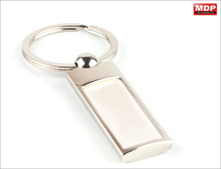 Doming Keyring - Rectangle 5
