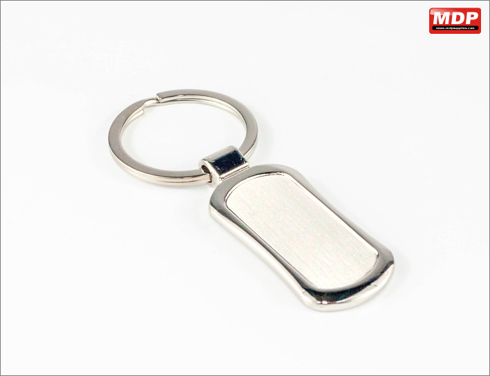 Doming Keyring - Rectangle 6