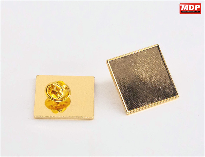 Square 26mm - Gold
