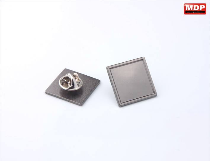 Square 20mm - Black