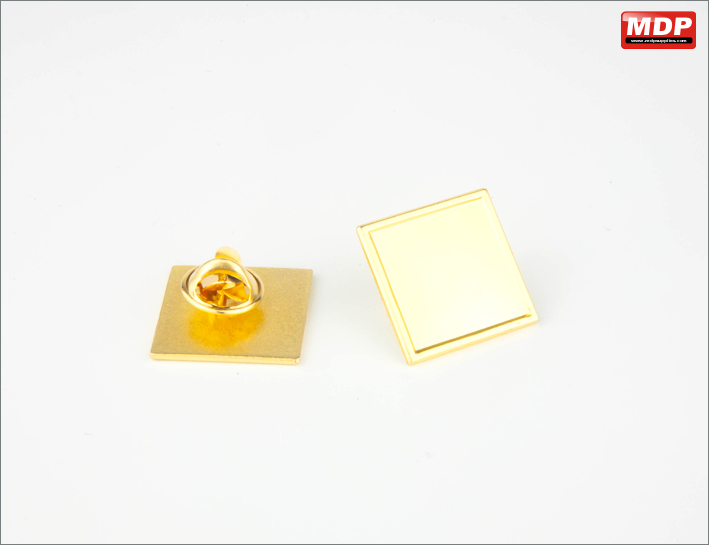 Square 20mm - Gold