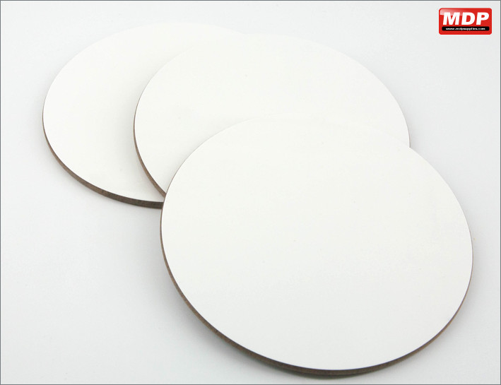Coasters 3 Pack - Round