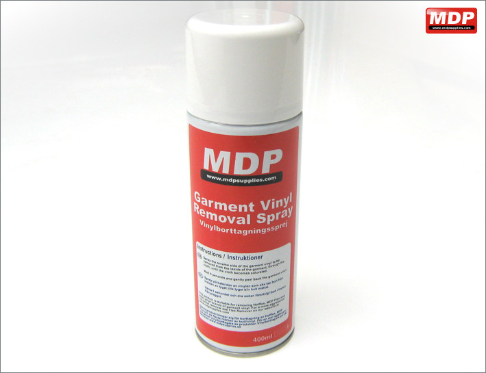 MDP Garment Removal Spray 400ml