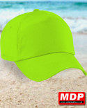 Lime Green Baseball Cap