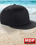 Snapback Cap Youth Black / Black