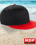 Snapback Cap Youth Black / Red