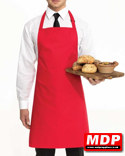 Red Adjustable Apron