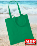 Mid Green Promo Tote Bag