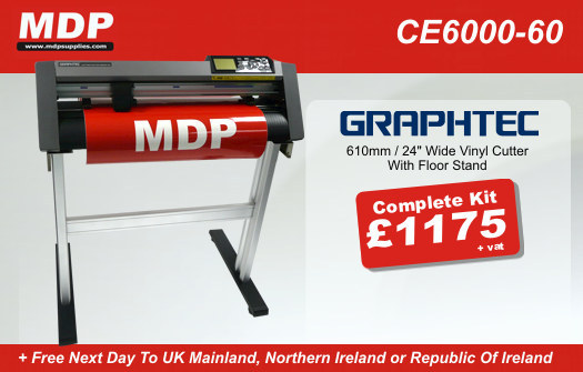 Graphtec CE6000-60 With Stand