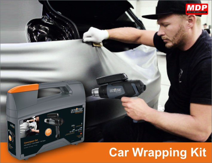 Steinel Car Wrapping Kit