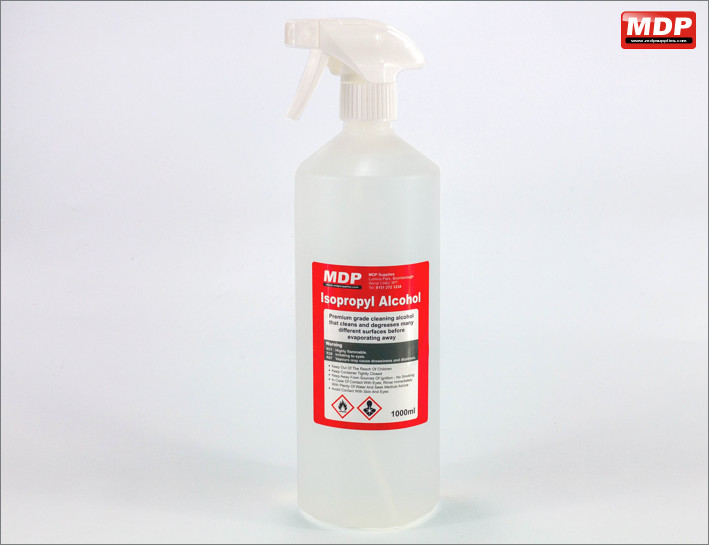 MDP Isopropyl Alcohol - 1000ml Sprayer