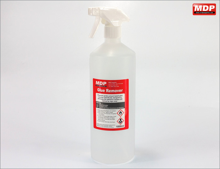 MDP Glue Remover - 1000ml Sprayer