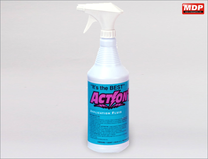 Action Tac Application Fluid