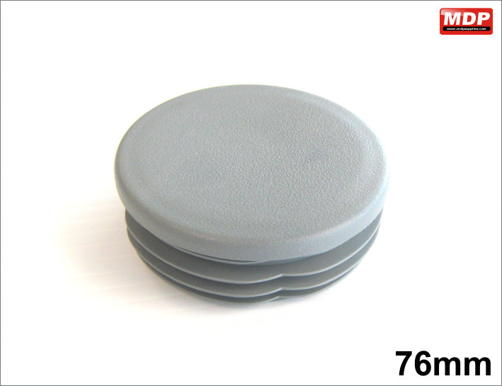 Post Cap Grey 76mm