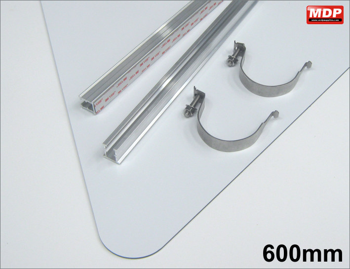 Sign Panel Kit - Triangle 600mm