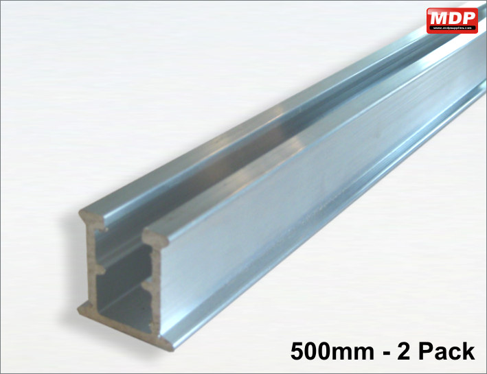 Sign Channel 500mm - 2 Pack