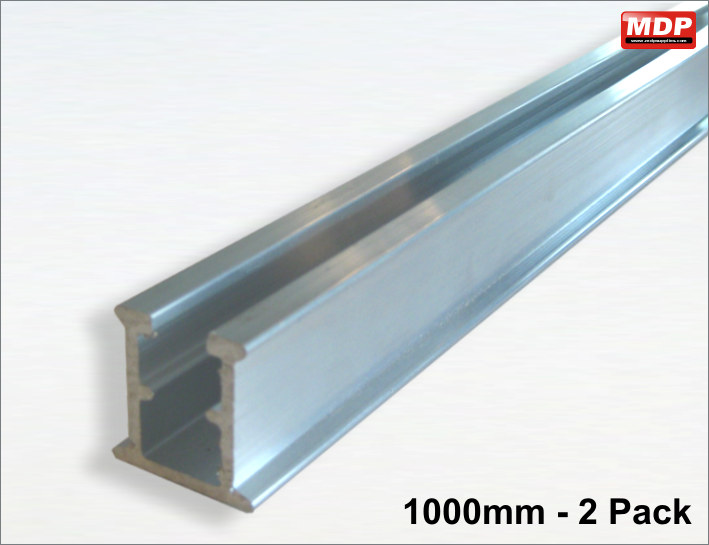 Sign Channel 1000mm - 2 Pack