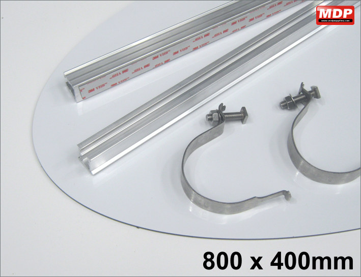 Sign Panel Kit - Oval 800mm