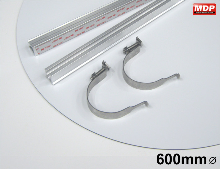 Sign Panel Kit - Round 600mm