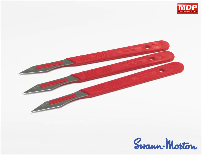 Swann Trimaway Knife - 3 Pack