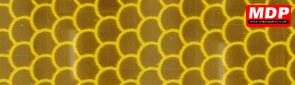 Avery Yellow Conspicuity Tape 12.5m