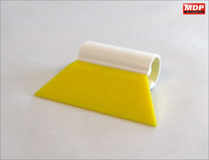 Yellow Turbo Squeegee 90mm