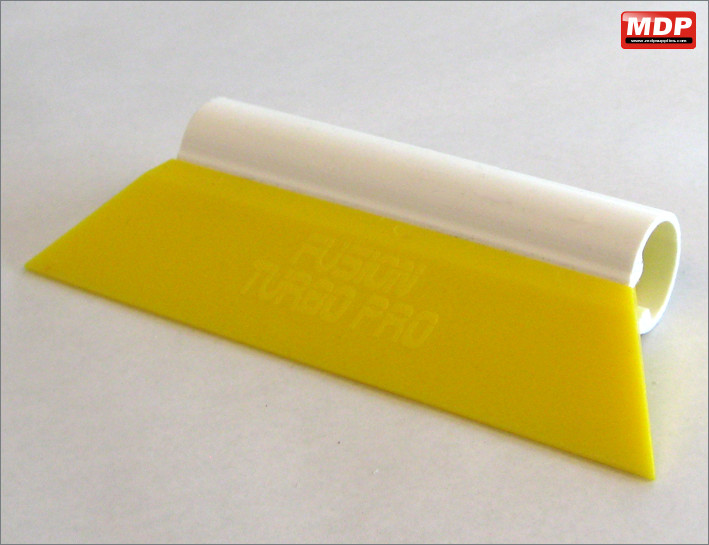 Yellow Turbo Squeegee 155mm
