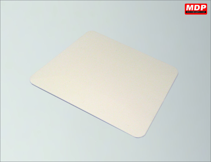 White Hard Card